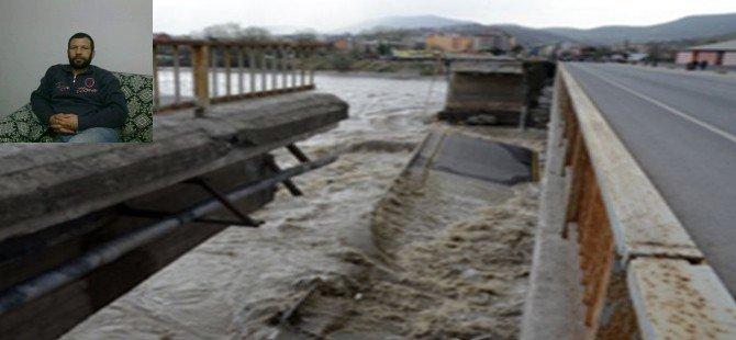Güdül'de Köprü Çöktü: 1 Ölü