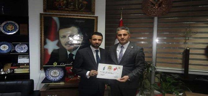Beypazarı'na'' OSMANLI  OCAKLARI '' Kuruldu Kurucu Başkanı Ali HANCIOĞLU Oldu
