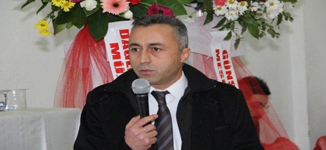 Beypazarı Ziraat Odası Başkanlığına Mustafa Ateş yeniden seçildi