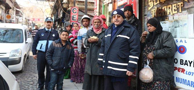 Beypazarı'ndaki Suriyeliler Açlık ve Sefalet İçinde Yaşam Mücadelesi Veriyor