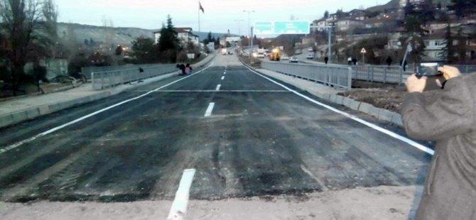Beypazarı Hacılar Köprüsü Hizmete Açıldı