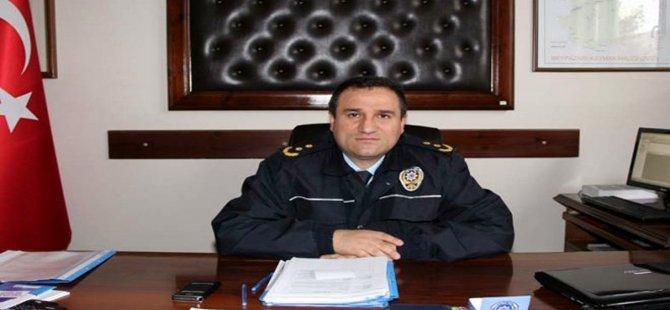 Beypazarı Emniyet Müdürü Bülent Demir,Haymana İlçe Emniyet Müdürlüğüne atandı