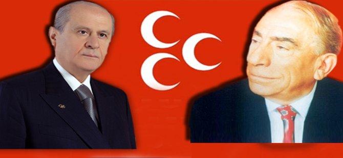 MHP Beypazarı İlçe Başkanı Hamdi Ayanoğlu'nun Mesajı