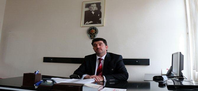Beypazarı'nın Yeni Emniyet Müdürü ŞİMDİ Görevine Başladı
