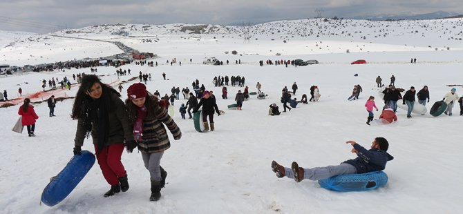 Beypazarı Kızak Şenliği Festival Havasında Geçti