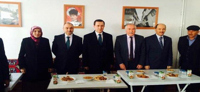 Ak Parti Güdül İlçe Teşkilatı Danışma Toplantısı Yaptı