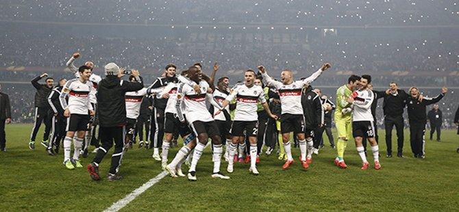 Beşiktaş, penaltılarla Liverpool'u  evine göndererek Avrupa macerasına yeni bir sayfa açtı!