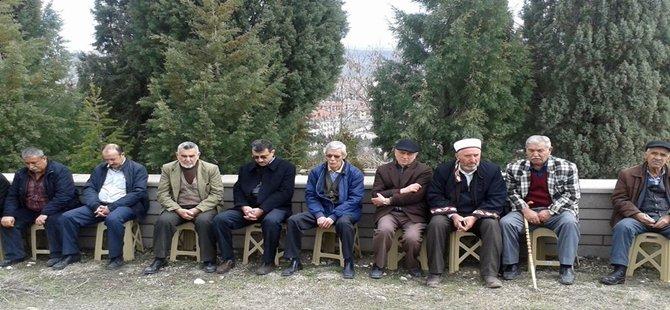Beypazarı Belediye Zabıta Müdürlüğü Şehir Mezarlığında Yeni Uygulama Başlattı