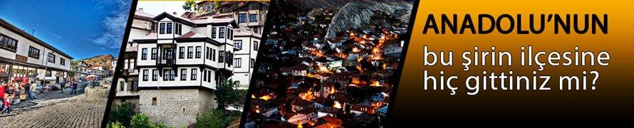 Ankara'nın gülü Beypazarı'nda bir haftasonu...