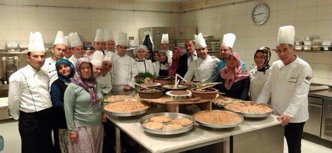 Cumhurbaşkanlığı Sarayı'nda  Bundan Sonra Beypazarı'nın Yöresel Yemekleri Çıkacak