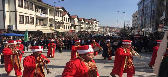 Osmanlı Ocakları Beypazarı İlçe Başkanlığı açıldı.