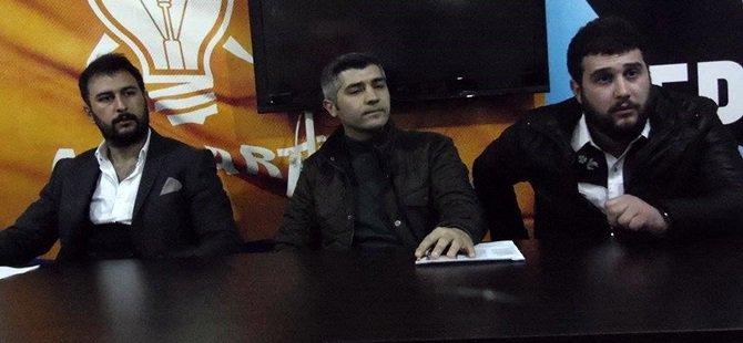 Ak Parti Beypazarı Gençlik Kolları İl Koordinatörünün Katılımı İle Toplandı
