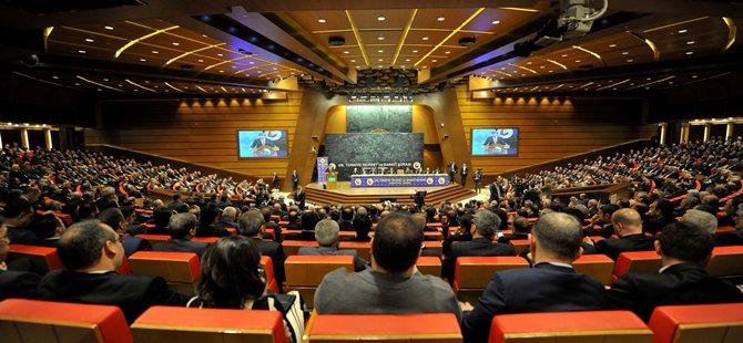 TOBB de 8. Türkiye Ticaret ve Sanayi Şurası…