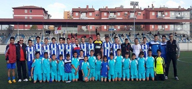 Beypazarıspor U13  ''13 Ankara Acarspor 0 '' Beypazarıspor U19 '' 7 Ankara Üniversitespor 1''