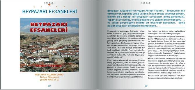 BEYPAZARI EFSANELERİ KAFDAĞI'NDA