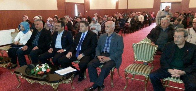 Ak Parti Beypazarı İlçe Teşkilatı ''Secim Sandıkta Kazanılır'' Sözünü Eğitimle Gerçekleştiriyor