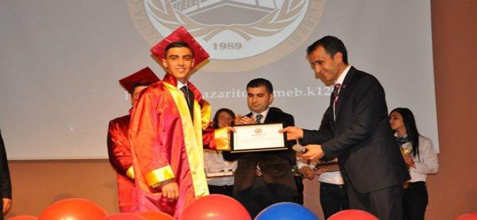 Evliya Çelebi Mesleki ve Teknik Anadolu Lisesi KARNE Heyacanı