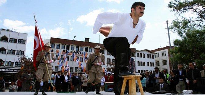 """Beypazarında """"Değerlerimize Yolculuk"""" Festivali Düzenlendi"""
