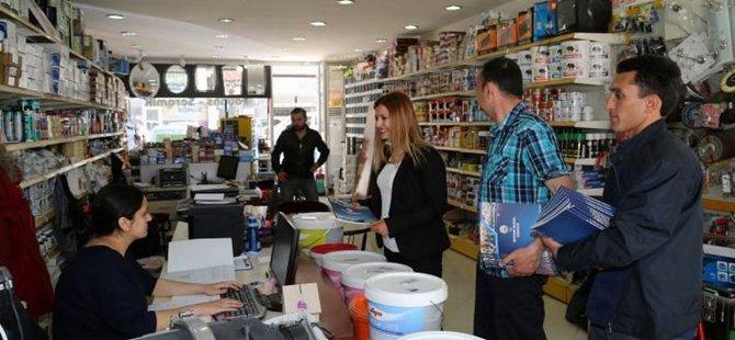 Beypazarı Belediyesi 2014 Yılı Belediye  Faaliyet Raporlarını Dağıtıyor
