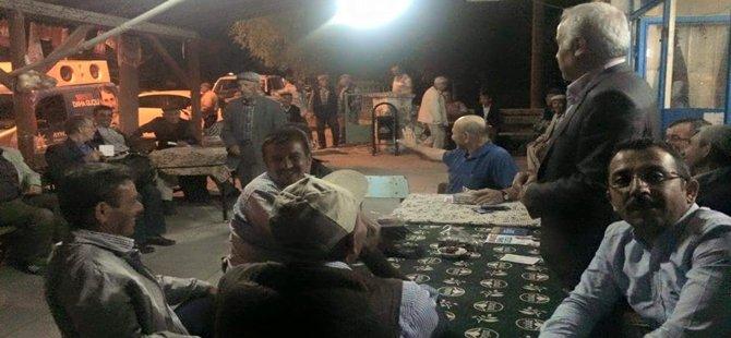 AK Parti Ankara 2. Bölge Milletvekili adayı Nevzat CEYLAN bölgede seçim çalışmalarına ağırlık verdi.