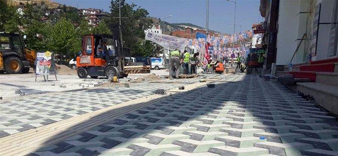 Beypazarı'na Yakışır Bir Cadde Olacak