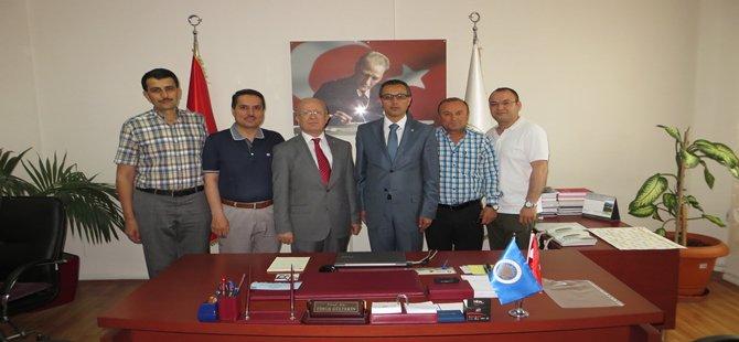 BTO'dan Ankara Üniversitesine Nezaket Ziyareti…