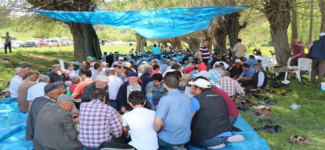 Beypazarı Köst Köyünde Yağmur Duası ve Pilav Etkinliği Yapıldı.