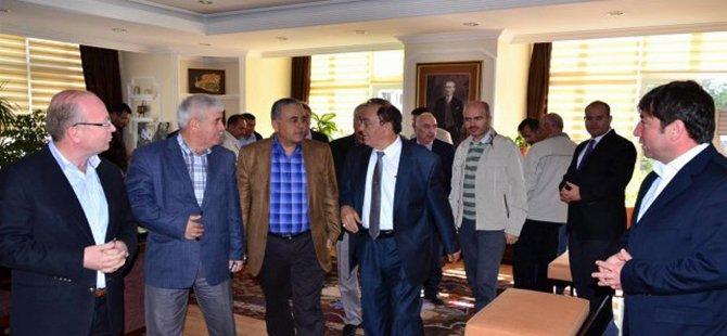 Ak Parti 2 Bölge Milletvekil Adayı Ahmet İyimaya Beypazarı'nda