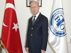 BTO Yönetim Kurulu Başkanı  H.Necdet Çalışkan'ın Berat Kandili Kutlama Mesajı…