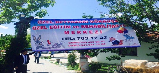 Özel Beypazarı Gökkuşağı Özel Eğitim ve Rehabilitasyon Merkezinden BAHAR ŞENLİĞİ