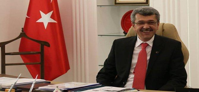 Beypazarı Belediye Başkanı Tuncer KAPLAN'ın RAMAZAN Ayı Mesajı