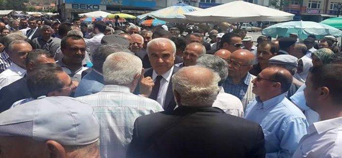 AK Parti Ankara 2. Bölge Milletvekilleri, Seçim Bölgelerine Teşekkür Ziyaretinde Bulundular