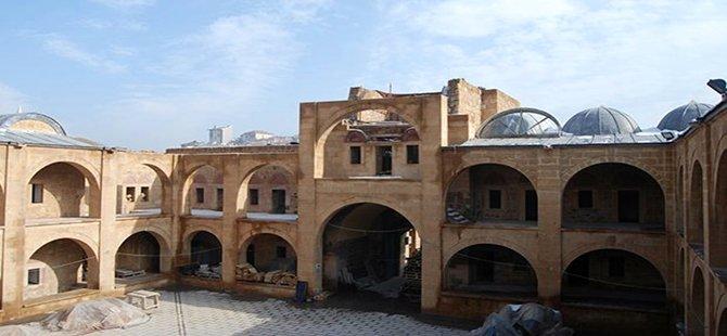 Beypazarı; Suluhan Kervansarayının Restorasyon Çalışmaları Bitti Kiraya Veriliyor