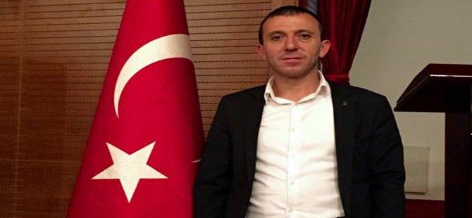 Ak Parti Beypazarı Eski Teşkilat Başkanı Serdar Sucuoğlu'nun Basın Açıklaması