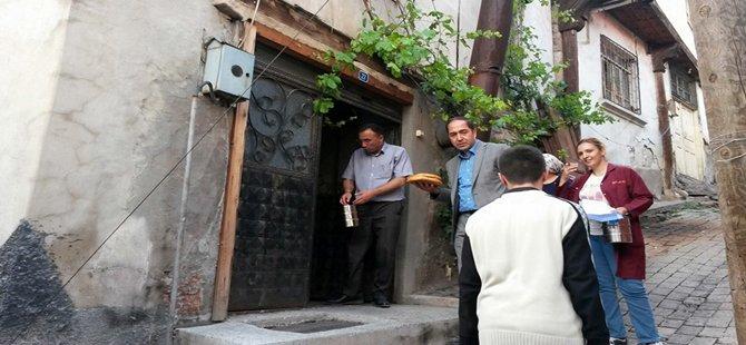 Beypazarı Karakoca Maden Suyu sahibi Niyazi ERCAN'dan Örnek Davranış