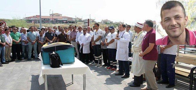 Beypazarı Sağlık Grup Başkanlığı ve 112 acil servis görevlisi Nuri YILDIRIM  Hayatını kaybetti.