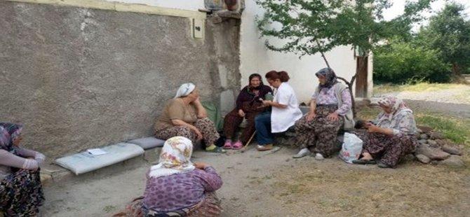 BELEDİYENİN ''ŞEFKAT ELİ'' VATANDAŞA DOKUNUYOR