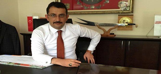 AK Parti Eski İlçe Başkanı Ali ÇAKIROĞLU'nun Basın Açıklaması
