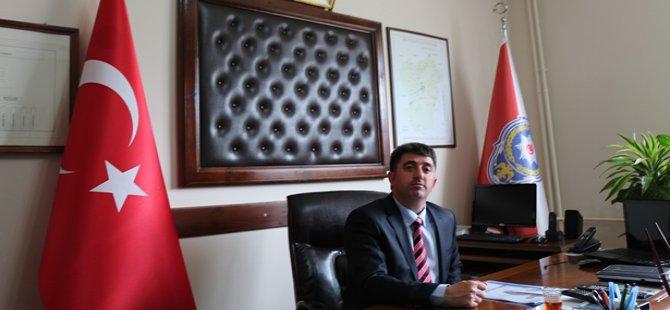 Beypazarı Emniyet Müdürü Özer ŞİMDİ Ankara Hassas Bölgeler Müdürlüğüne Atandı