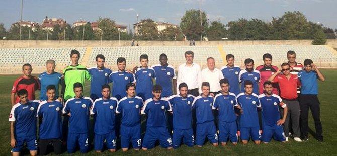 Beypazarıspor 2 - Saçakspor 0