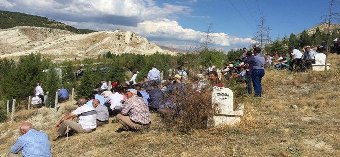 Beypazarı'nın Tanınmış Simalarından Baba Orhan '' Orhan TÜZÜN''Hakkın Rahmetine Kavuştu.