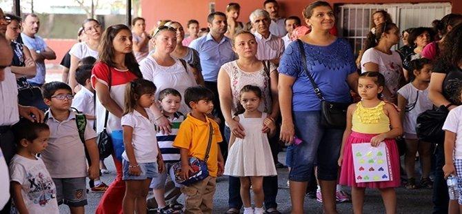 Beypazarı ilçesinde 2015-2016 eğitim ve öğretim yılı başladı 10 Bin Öğrenci Ders Başı Yaptı