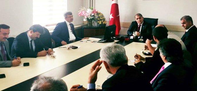 İlçe Güvenlik Danışma Kurulu Toplantısı Yapıldı