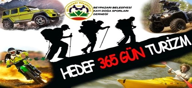 BEYPAZARI'NDA HEDEF 365 GÜN TURİZM