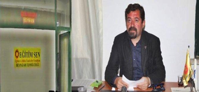 BEYPAZARI EĞİTİM SEN'DEN ANKARA'DKİ OLAYLA İLGİLİ AÇIKLAMA GELDİ