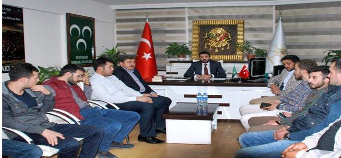 Beypazarı Osmanlı Ocakları Genel Seçimlerde Hangi Partiyi Destekleyeceklerini Basın Toplantısıyla Açıkladı