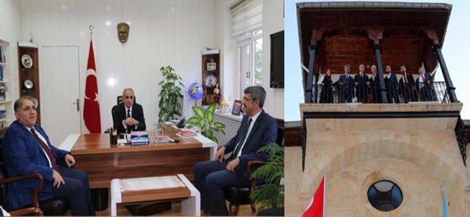 Kültür ve Turizm Bakanı Yalçın TOPÇU Beypazarı'ndaydı