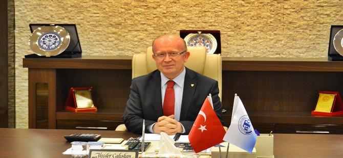 BTO Yönetim Kurulu Başkanı H.Necdet ÇALIŞKAN'ın 29 Ekim Cumhuriyet Bayramı Kutlama Mesajı: