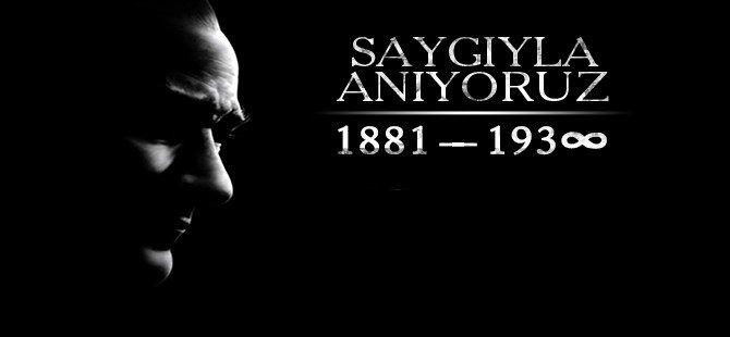 Beypazarı Belediye Başkanı Tuncer Kaplan'ın 10 Kasım Mesajı