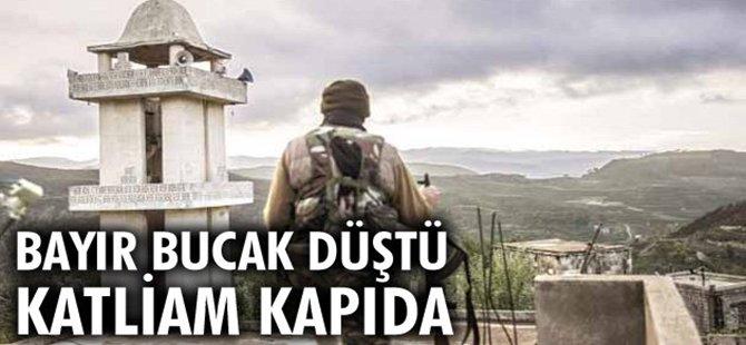 TÜRK'ün Türkmen Dağı  Bayır Bucak Düştü Katliam Kapıda